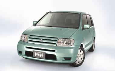 Mitsubishi Dingo 1