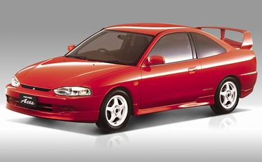 Mitsubishi Mirage Asti Z AT 1.5 (1997)