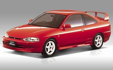 Mitsubishi Mirage Asti 1
