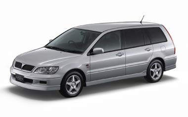 Mitsubishi Lancer Cedia Wagon T-TOURING AT 1.8 (2001)