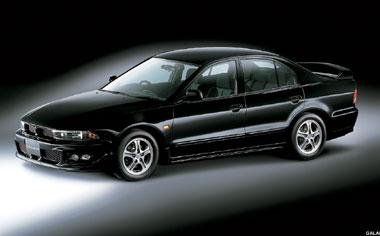 Mitsubishi Galant VE AT 2.0 (2002)