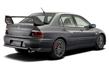 Mitsubishi Lancer Evolution VIII MR 2
