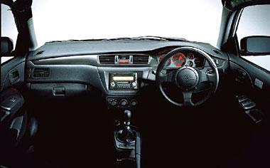 Mitsubishi Lancer Evolution VIII MR 3
