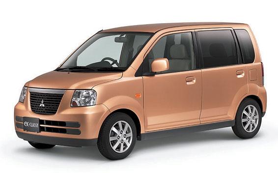 Mitsubishi eK Classy 1