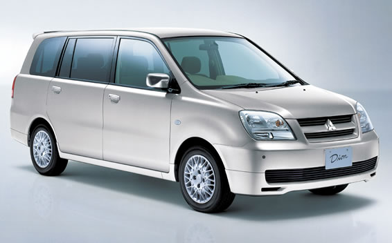 Mitsubishi Dion 1