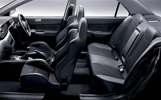 Mitsubishi Lancer Evolution IX 4