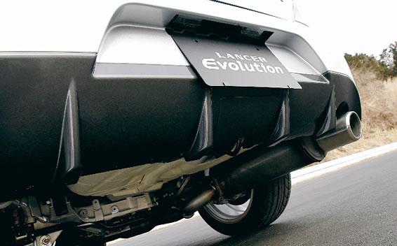 Mitsubishi Lancer Evolution IX 7