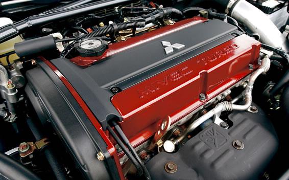 Mitsubishi Lancer Evolution IX 8