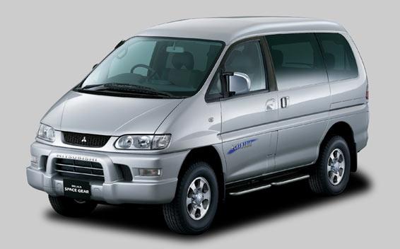 Mitsubishi Delica Spacegear 1