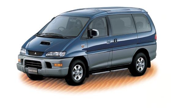 Mitsubishi Delica Spacegear 3