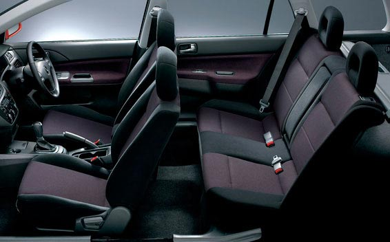 Mitsubishi Lancer Wagon 4