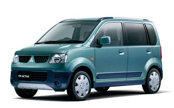 Mitsubishi eK Active