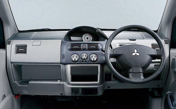 Mitsubishi eK Active 2