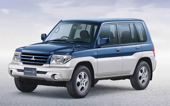 Mitsubishi Pajero iO ACTIVE FIELD EDITION 1.8 4WD AT 1.8 (2006)