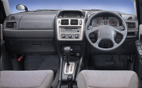 Mitsubishi Pajero iO 3