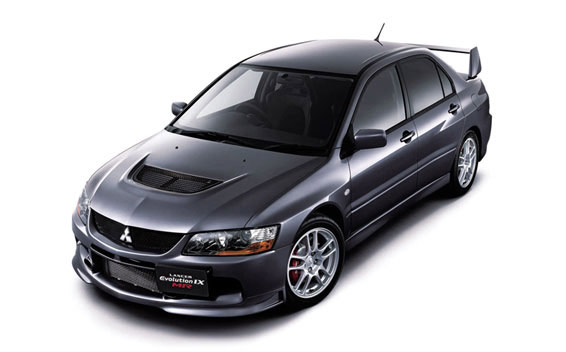 Mitsubishi Lancer Evolution IX MR 1