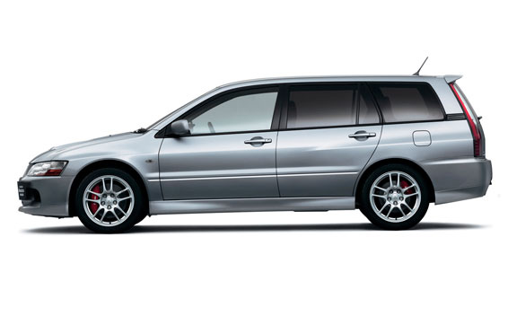 Mitsubishi Lancer Evolution Wagon MR 3