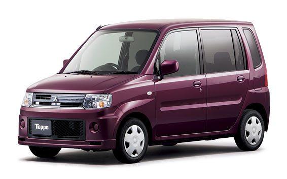 Mitsubishi Toppo ROADEST T 4WD AT 0.66 (2008)