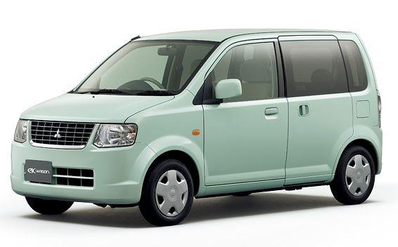 Mitsubishi eK Wagon MS 4WD AT 0.66 (2008)
