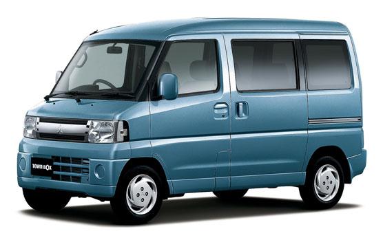 Mitsubishi Town Box LX MT 0.66 (2008)