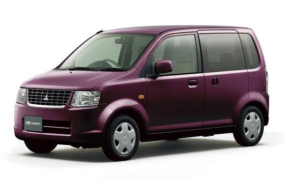 Mitsubishi eK Wagon MARBLE EDITION GS 4WD AT 0.66 (2009)