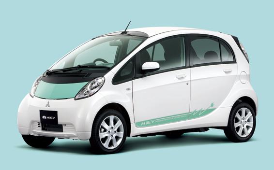 Mitsubishi i-MiEV I MIEV (2010)