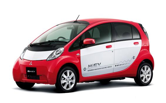 Mitsubishi i-MiEV G (2011)