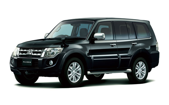 Wybitny Mitsubishi Pajero LONG SUPER EXCEED 4WD AT 3.2 (2011) | Japanese RK29