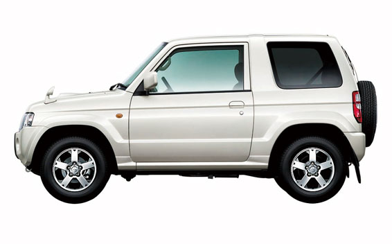 Mitsubishi Pajero Mini 3