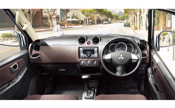 Mitsubishi Pajero Mini 5