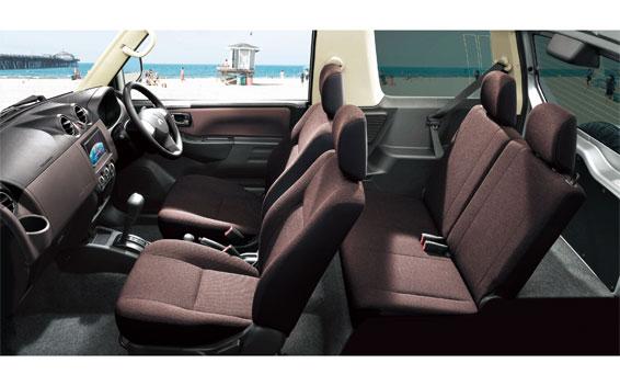 Mitsubishi Pajero Mini 6