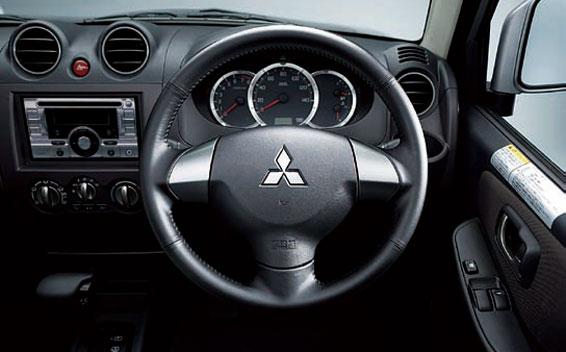 Mitsubishi Pajero Mini 7