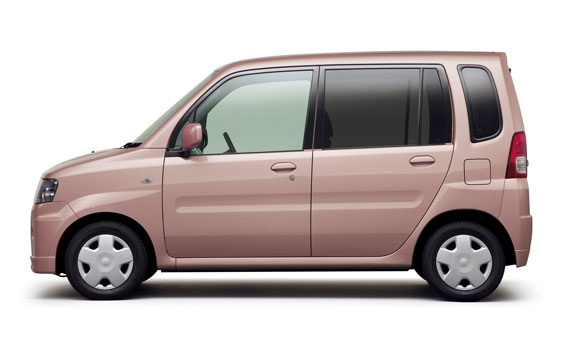 Mitsubishi Toppo 3