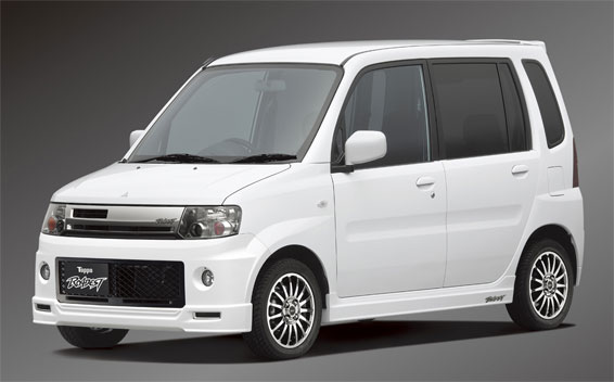 Mitsubishi Toppo 7