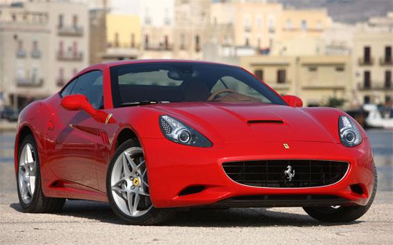 Ferrari CALIFORNIA CALIFORNIA 30 LHD AT 4.3 (2013)