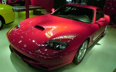 Ferrari 550 Maranello 1
