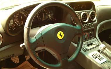 Ferrari 550 Maranello 3