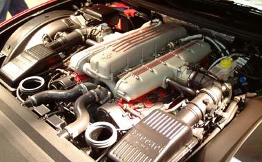 Ferrari 550 Maranello 4