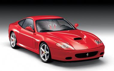 Ferrari 575M Maranello 1
