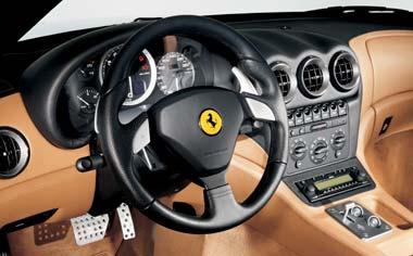 Ferrari 575M Maranello 3