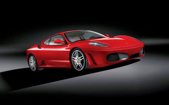 Ferrari F430 SPIDER F1 LHD AT 4.3 (2007)