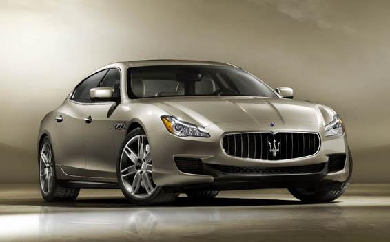 Maserati Quattroporte GT S LHD 5PASS AT 3.8 (2013)