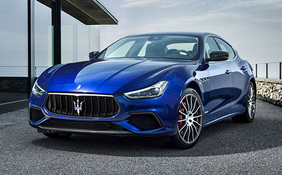 Maserati Ghibli GHIBLI LHD AT 3.0 (2017)