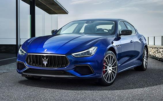 Maserati Ghibli 1