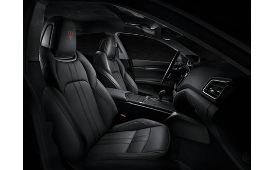 Maserati Ghibli 9