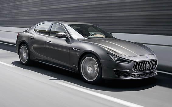 Maserati Ghibli 11