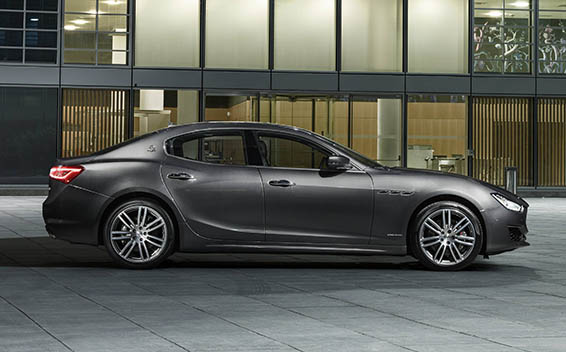 Maserati Ghibli 13