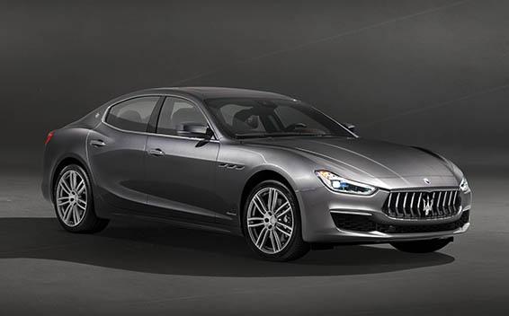 Maserati Ghibli 14