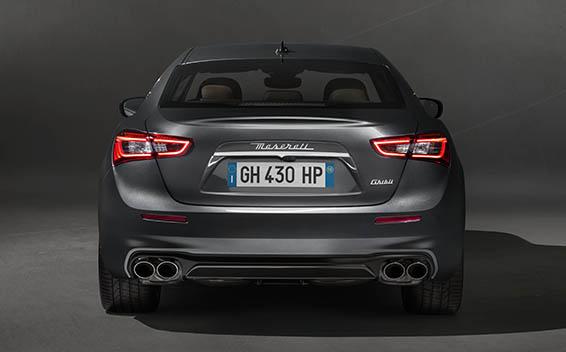 Maserati Ghibli 17