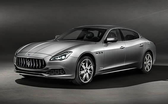 Maserati Quattroporte 4